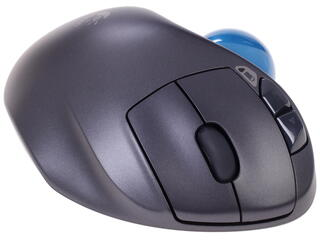 Трекбол беспроводная Logitech Wireless Trackball M570