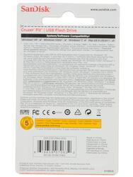 Память USB Flash SanDisk Cruzer Fit 16 Гб