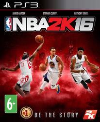 Игра для PS3 NBA 2K16