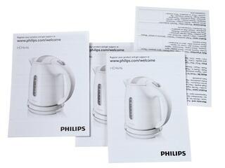Электрочайник Philips HD 4646/20 черный