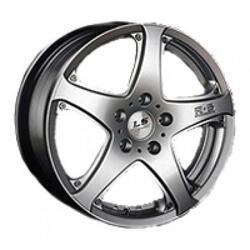 Автомобильный диск Литой LS K325 7x16 5/108 ET 40 DIA 73,1 HP