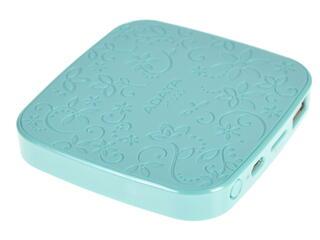 Портативный аккумулятор A-Data PC500 голубой