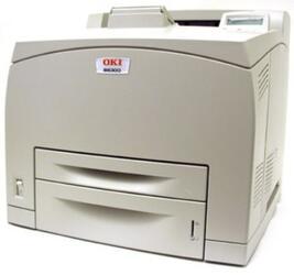 Принтер лазерный OKI B6300n