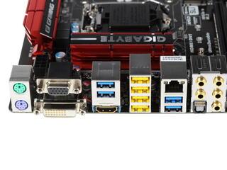 Плата Gigabyte GA-Z97MX-Gaming 5 Socket-1150 Intel Z97 DDR3 mATX AC`97 8ch(7.1) GbLAN SATA3 RAID VGA+DVI+HDMI