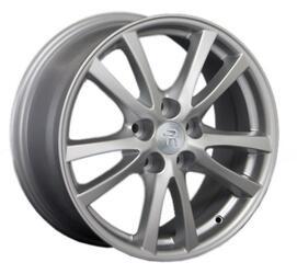 Автомобильный диск литой Replay LX12 8x17 5/114,3 ET 45 DIA 60,1 Sil