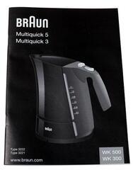 Электрочайник Braun Multiquick 3 WK 300 бежевый