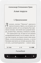 6'' Электронная книга PocketBook 624