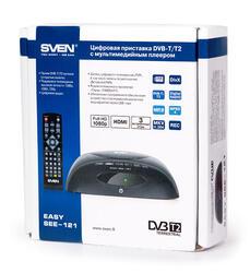 Приставка для цифрового ТВ SVEN Easy See 121