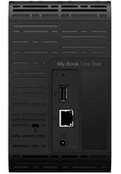 Сетевое хранилище WD My Book Live Duo WDBVHT0060JCH-EESN