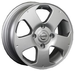 Автомобильный диск Литой Replay NS26 5,5x14 4/114,3 ET 35 DIA 66,1 Sil