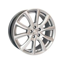 Автомобильный диск литой Скад Онтарио 7x17 5/120 ET 39 DIA 56 Селена