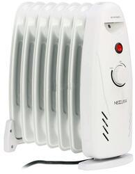 Масляный радиатор Neoclima Small NC 3207-B белый