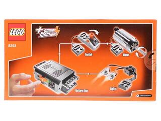 Конструктор LEGO Technic Набор с мотором Power Functions 8293