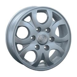 Автомобильный диск литой Replay HND55 6,5x16 6/139,7 ET 56 DIA 92,3 Sil