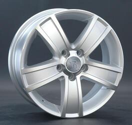 Автомобильный диск литой Replay SK17 6x15 5/100 ET 39 DIA 60,1 Sil
