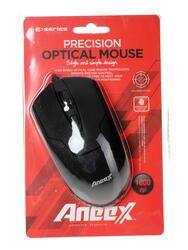 Мышь проводная ANEEX E-M0813