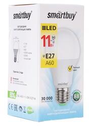 Лампа светодиодная Smartbuy SBL-A60-11-30K-E27-A