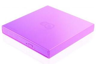Привод внеш. DVD±RW 3Q (3QODD-T105-YP08) USB 2.0 Slim, Pink