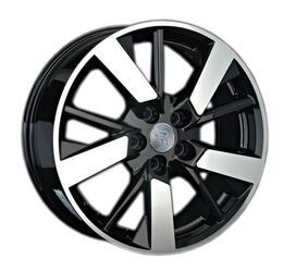 Автомобильный диск литой Replay KI139 7,5x18 5/114,3 ET 46 DIA 67,1 BKF