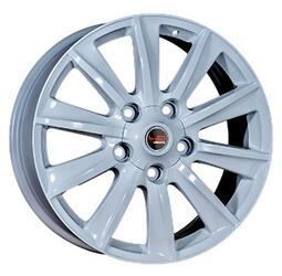 Автомобильный диск Литой LegeArtis TY43 8x18 5/150 ET 60 DIA 110,3 White