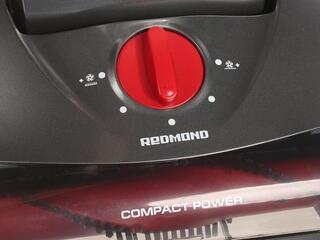 Пылесос Redmond RV-UR317 серебристый