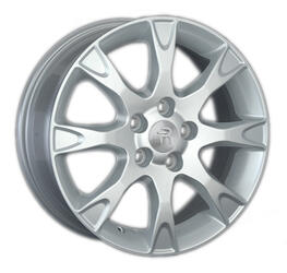 Автомобильный диск литой Replay FD51 6,5x16 5/108 ET 52,5 DIA 63,3 Sil