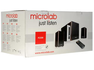 Колонки Microlab FC530