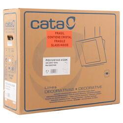 Вытяжка каминная Cata Podium 600 XGBK черный