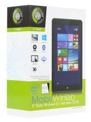 "8"" Планшет Point-of-View MOBII WinTAB-P800W 16 Гб 3G серебристый"