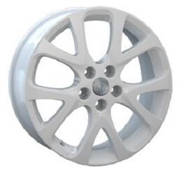 Автомобильный диск литой Replay MZ28 7,5x18 5/114,3 ET 50 DIA 67,1 White