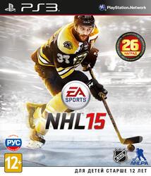Игра для PS3 NHL 15