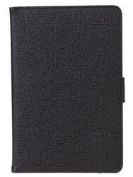 """Чехол-книжка для планшета универсальный 8.1""""  черный"""