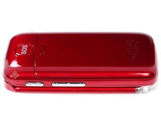 Сотовый телефон DEXP Larus V2 красный