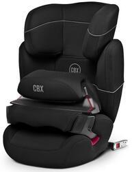 Детское автокресло Cybex Aura-Fix черный