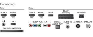 "47"" (119 см)  LED-телевизор Philips 47PFS7109/60 серебристый, черный"