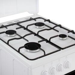 Газовая плита BEKO CSG52000W белый