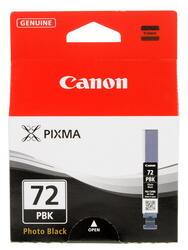 Картридж струйный Cаnon PGI-72PBK