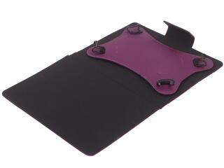 """Чехол-книжка для планшета универсальный 8""""  фиолетовый"""