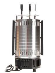 Электрошашлычница Pullman PL-1017S серебристый