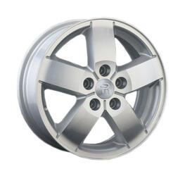 Автомобильный диск литой Replay FD3 6x15 5/108 ET 52 DIA 63,3 Sil