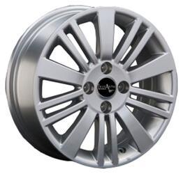 Автомобильный диск Литой LegeArtis GL2 6x15 4/100 ET 43 DIA 54,1 Sil