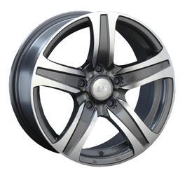 Автомобильный диск Литой LS 145 7x16 5/114,3 ET 40 DIA 73,1 GMF