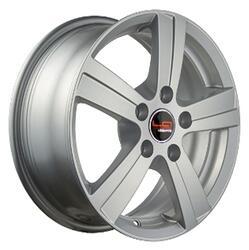 Автомобильный диск Литой LegeArtis SK33 6x15 5/100 ET 38 DIA 57,1 Sil