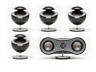Акустическая система Hi-Fi Jamo 360 S 35 HCS Black