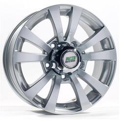 Автомобильный диск Литой Nitro Y740 6,5x15 5/139,7 ET 40 DIA 98,5 Sil