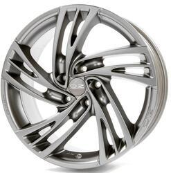 Автомобильный диск Литой OZ Racing Sardegna 9x19 5/114,3 ET 40 DIA 75 Matt Graphite Silver