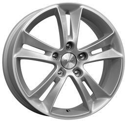 Автомобильный диск Литой K&K Ред-Тауэр 8x17 5/114,3 ET 45 DIA 67,1 Сильвер