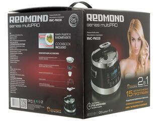 Мультиварка-скороварка Redmond RMC-PM330 черный