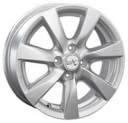Автомобильный диск Литой LegeArtis GM45 5,5x14 4/114,3 ET 44 DIA 56,6 Sil