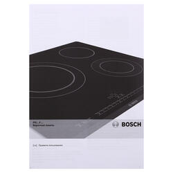 Электрическая варочная поверхность Bosch PIC 645F17E